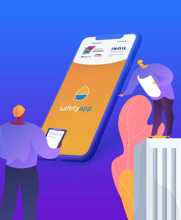 Safetyapp – L'app che ti mette in sicurezza